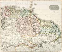 CARACCAS and GUIANA. by  John THOMSON - 1827 - from Peter Harrington (SKU: 53738)