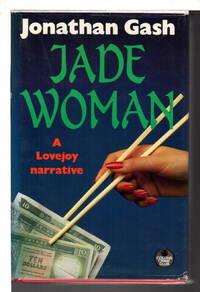 image of JADE WOMAN: A Lovejoy Narrative.