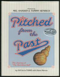 "image of Pitched from the Past: The Journey of ""The Matchless Baseball"""