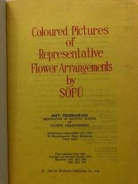 image of Colored Pictures of Representative Flower Arrangements by Sofu