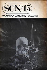 SCN/15: Soundtrack Collector's Newletter