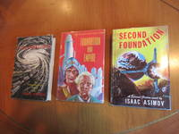 Foundation (With) Foundation And Empire (With) Second Foundation (All First Issue Bindings And First Issue Dust Jackets. One Book Signed By Asimov)