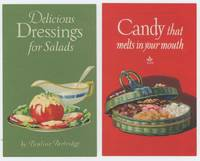 """Candy"" &"" Salad Dressing"" brochures."
