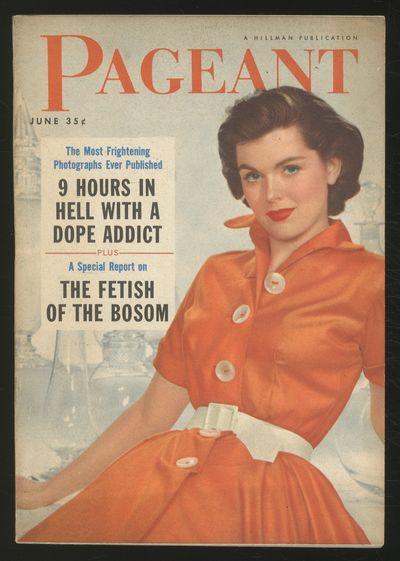 Chicago: Hillman Periodicals / Alex L. Hillman, 1956. Softcover. Near Fine. Magazine. 162pp. Pictori...