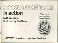 image of Sturmgeschutz III in Action: Allgemaines