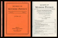 """Synthesis of the Elements in Stars"""" in Reviews of Modern Physics 29, October 1957, pp. 547-650 by Burbidge, E. Margaret; Burbidge, G. R.; Fowler, William A.; and Hoyle F - 1957"""