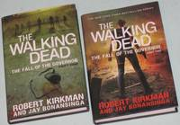 The Walking Dead: The Fall of the Governor: Part One & Part Two (The Walking Dead Series)   -(two hard covers with dust jackets)-