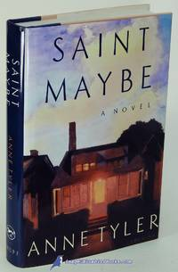 Saint Maybe by  Anne TYLER  - First Trade Edition  - 1991  - from Bluebird Books (SKU: 81942)