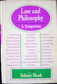 Law and Philosophy: A Symposium