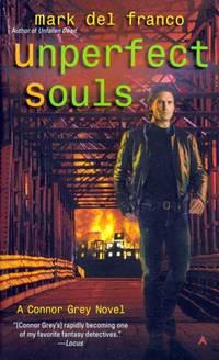 Unperfect Souls (Connor Grey, Book 4)