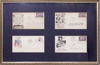 image of A group of four first day covers signed by prominent American Conservative women