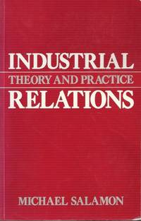 image of Industrial Relations: Theory and Practice
