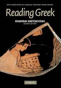image of Reading Greek: Grammar and Exercises