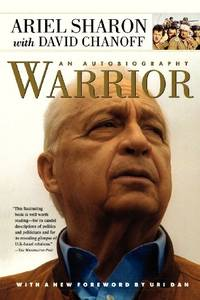 image of Warrior: An Autobiography: The Autobiography of Ariel Sharon
