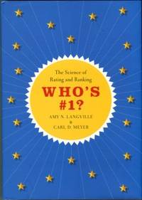 image of [Who's Number One? ] Who's #1? : The Science Of Rating And Ranking