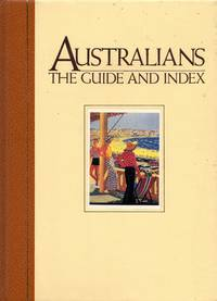 image of Australians: The Guide and Index
