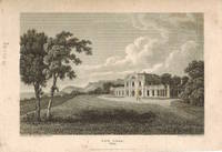 View of  the Country House, New Park after Thompson by I. Storer.