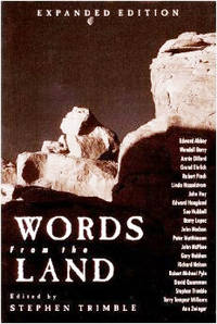 Words From The Land, Encounters with Natural History Writing