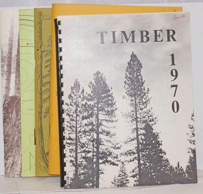Berkeley: University of California Press, 1997. Paperback. Five yearbooks, all softbound, one bound ...