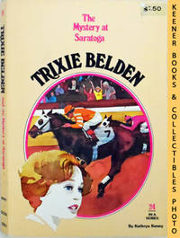 image of Trixie Belden and The Mystery at Saratoga (Trixie Belden #24): Trixie  Belden Series