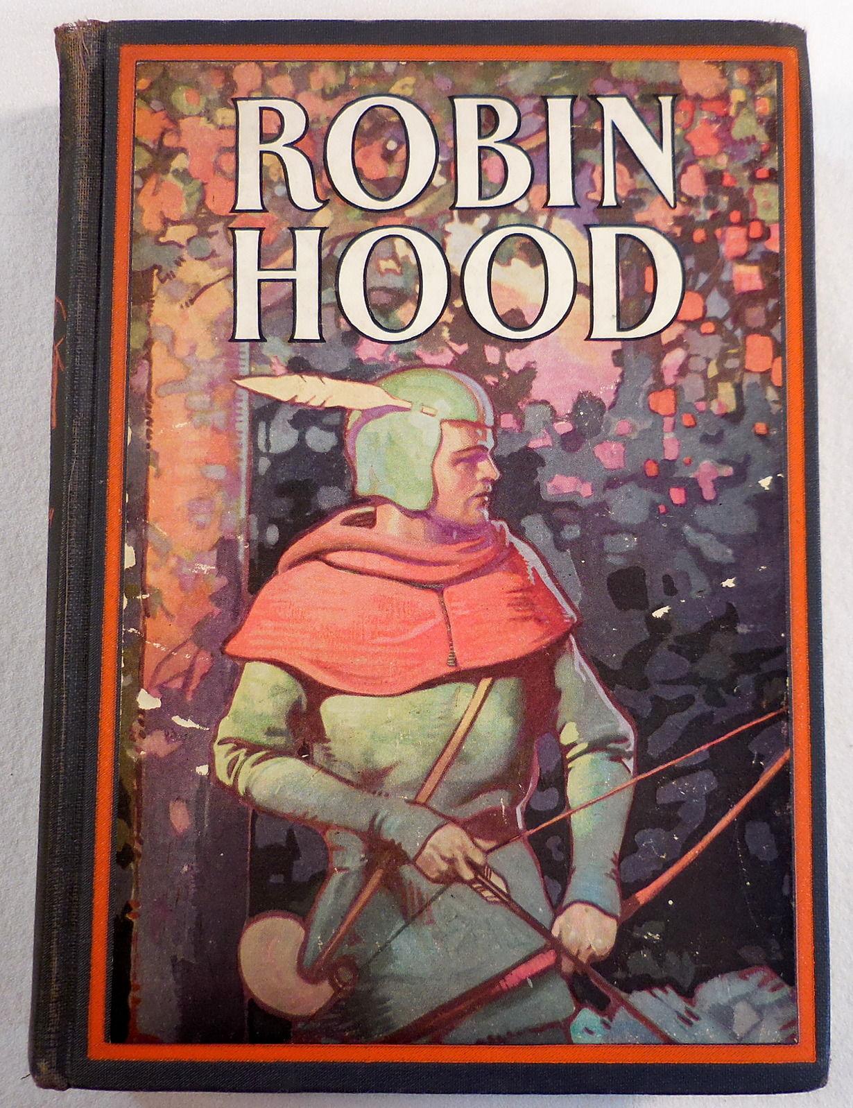 robin hoodhenry illustratedfrank godwin gilbert