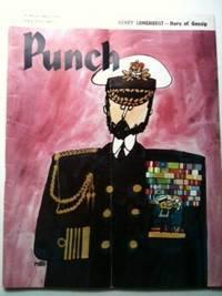 PUNCH  HENRY LONGHURST -- Hero of Gossip 1968