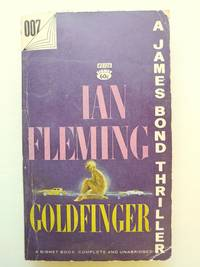 Goldfinger by  Ian Fleming - Paperback - First Edition thus; 27th printing - 1959 - from BookRanger and Biblio.co.uk
