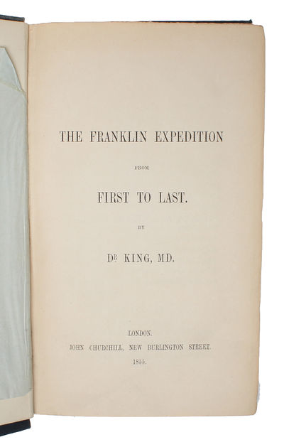 The Franklin Expedition from First to...
