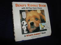 image of Benji's Riddle Book with 36 Pop-Open Doors, a What's Inside? Book