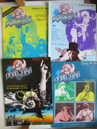 image of Dark star: Volume 3 nos. 3, 4, 5 & 6 June -  December 1978