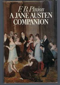 image of A Jane Austen Companion: A Critical Survey and Reference Book