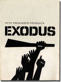 Exodus (Original Pressbook for the 1960 film)