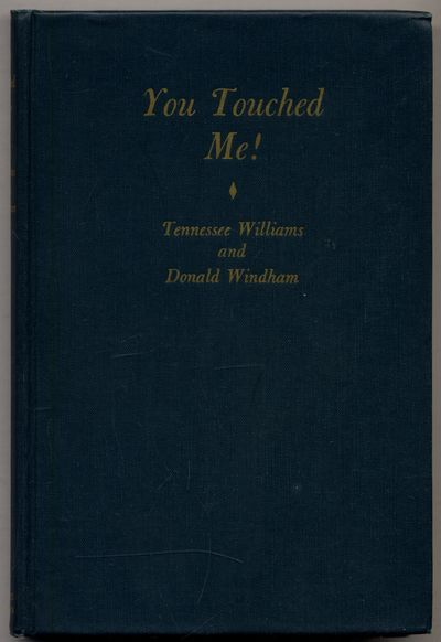 New York: Samuel French, 1947. Hardcover. Near Fine. First edition, hardcover issue. Lacks front fly...