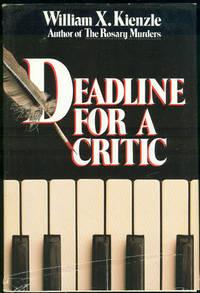 DEADLINE FOR A CRITIC, Kienzle, William