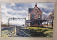 Weston-Manville Station, New Yersey. by  Ranulph BYE - Signed - from Krul Antiquarian Books and Biblio.com