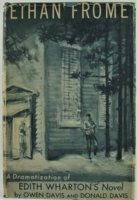 image of Ethan Frome a Dramatization of Edith Wharton's Novel 1st Edition