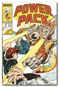 image of Power Pack # 39 August 1988