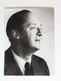 Original black and white photograph representing Vladimir Nabokov