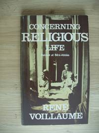 image of Concerning Religious Life  -  Retreat at Beni-Abbes