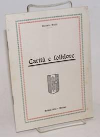 Carita e folklore