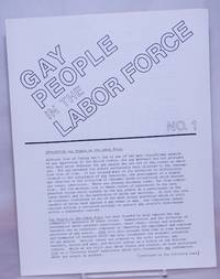image of Gay People in the Labor Force: #1