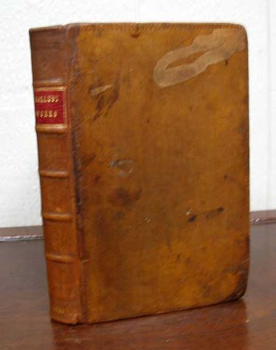 Londini: Typis Gul Strahan (& 12 others), 1758. 2nd edition. Full calf binding, with modern respinin...