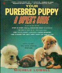 image of Your Purebred Puppy.  A Buyer's Guide