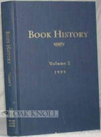 University Park, PA: The Pennsylvania State University Press, 1999. cloth. 8vo. cloth. vi, (ii), 268...