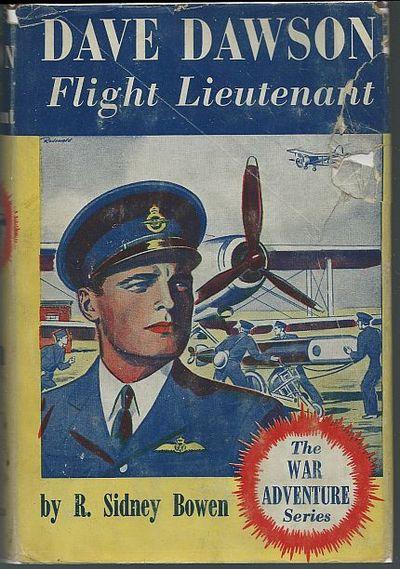 DAVE DAWSON FLIGHT LIEUTENANT, Bowen, R. Sidney