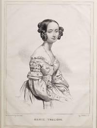 Marie Taglioni Gallerie de la Presse, / de la Litterature & les Beaux Arts