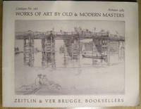 Works of Art by Old and Modern Masters; Catalogue No. 267, Autumn 1983