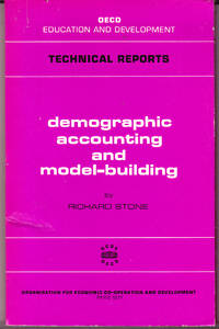 Demographic Accounting and Model-Building