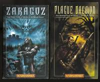 image of ZARAGOZ and PLAGUE DAEMON.  THE FIRST TWO BOOKS OF THE ORFEO TRILOGY.  WARHAMMER.