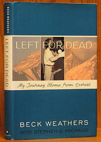 image of Left For Dead: My Journey Home from Everest (SIGNED)